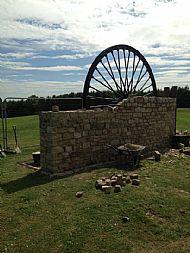 Fishburn Pit Wheel