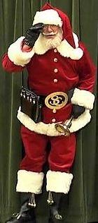 'Mr. Santa Claus'