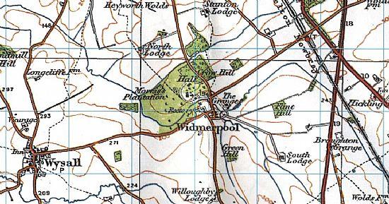 cassini map