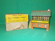 HONBY No.2 SIGNAL CABIN, Circa 1948.