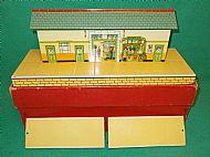 HORNBY No.3 STATION, Circa 1953.