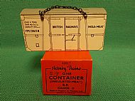 HORNBY B.R. INSULATED MEAT CONTAINER, Circa 1960.