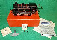 HORNBY Clockwork No.40 TANK LOCO, Circa 1955.