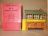 HORNBY No.2 SIGNAL CABIN, Circa 1936.
