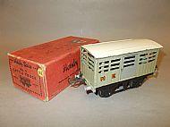 HORNBY No.1 N.E. CATTLE TRUCK, Circa1935.
