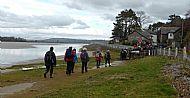 C walk at Arnside