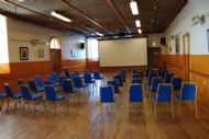 Hall ready for Film Show