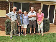 Andrew Matheson, JMGG, June & Evan Burton, Judy Matheson
