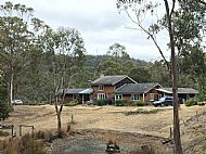 Tinderbox, Tasmania Staying with Miles and Lynne Larby
