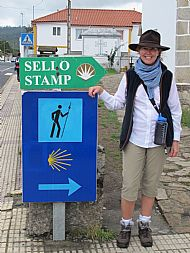 Dena at Selo Stamp notice
