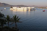 The Lake Palace on Lake Pichola, Udaipur