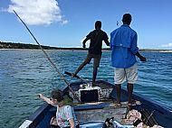 Chokka Fishing