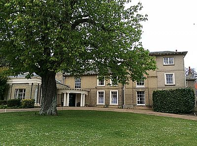 letheringsett hall  residential care home - holt