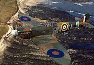 A 72Sqn Spitfire IIA in April 1941