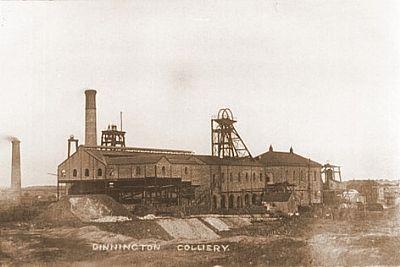 dinnington colliery, brunswick