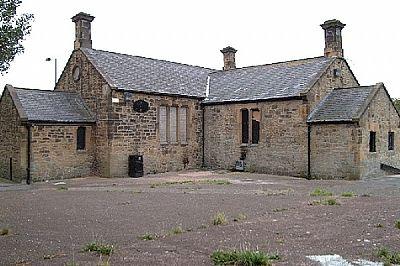 dinnington school,built 1871 by matthew bell esq.