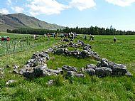 Exploring Glen Markie with Laggan Heritage