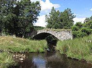 Wade Bridge, Insharn