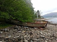 Walk Around the Shore, Letters, Lochbroom