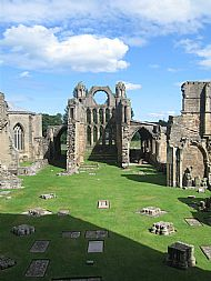 The Ruins of Elgin Cathedral