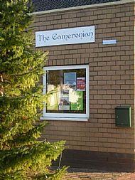 Cameronian Hall Baarsland Holland.