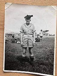 Robert McHarg Kenya.