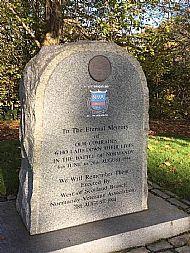 DDay 75 memorial.