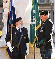 Glasgow Service of Remembrance.
