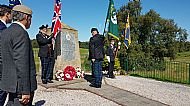 VJ Day 75th service at Cairn.