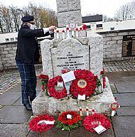 Craigneuk 2020 Rememberance Day.