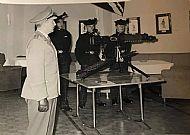 Swap German infantry training school 1962