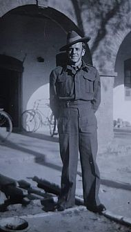 Sgt Cecil Bayley.