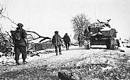 7th Battalion January 1945.