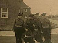 Winston Barracks 1958.