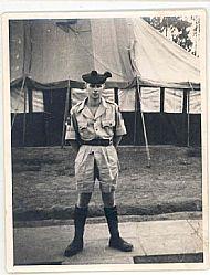Jimmy Torrance Kenya 1959.