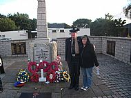 Craigneuk Memorial.