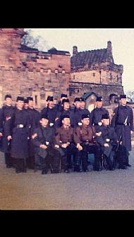 6th Btn Public Relations Edinburgh 1980's.