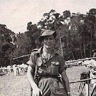 Norman Niven, Malaya.