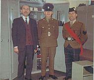 Sgt Davie McMillan.
