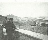 Ma'alla Malla Jewish graveyard.