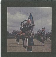 Tam Anderson pipe major.
