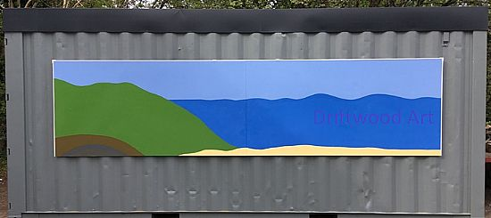 avoch primary school backgroung for mural
