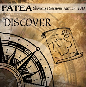 cover art for the fatea showcase sessions autumn 2019