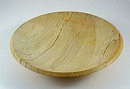 Spalted chestnut bowl