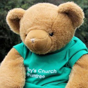 click on this picture of big ted to visit his website