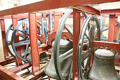 plumtree church bell frame