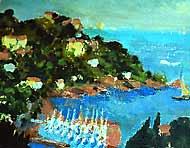 Le Trayas, Cote d'Azur