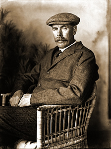 james braid, champion golfer and golf course designer