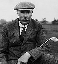 james braid - open champion golfer