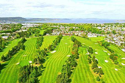 inverness golf club - a james braid golf course.